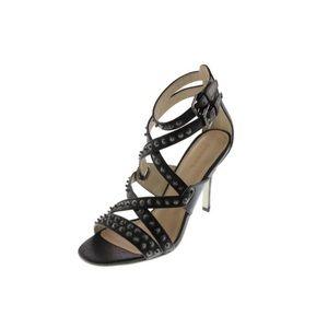 Diesel Atomic Blondie Rivette Stiletto Sandals 7.5